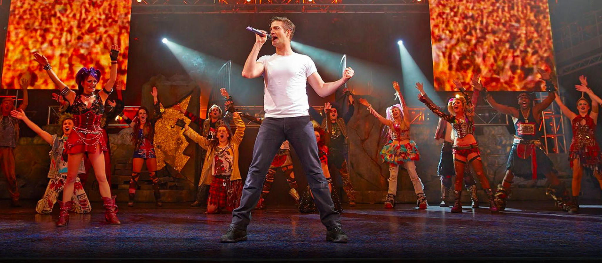 We Will Rock You   West End   reviews, cast and info