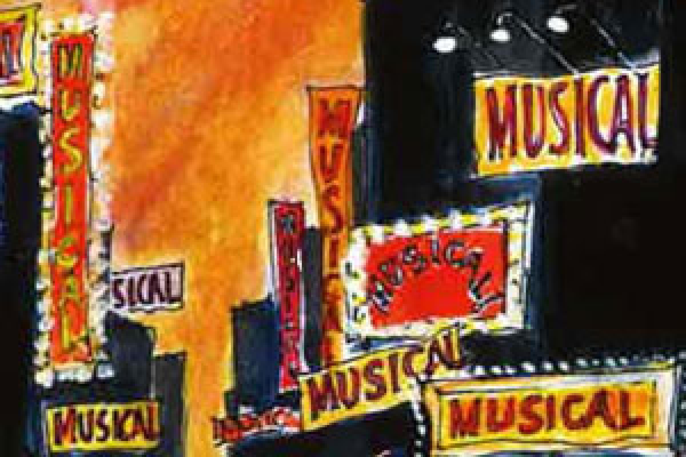 The Musical of Musicals (The Musical!) (Closed February 29, 2020)   Off-West End   reviews, cast and info   WhatsOnStage