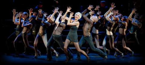 chicago-the-musical logo image