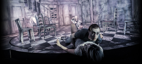 Night of the Living Dead LIVE! | Off-West End | reviews