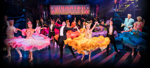 strictly-ballroom-the-musical logo image