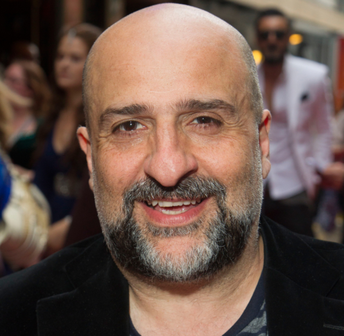 Omid Djalili People Asked For Their Money Back After My