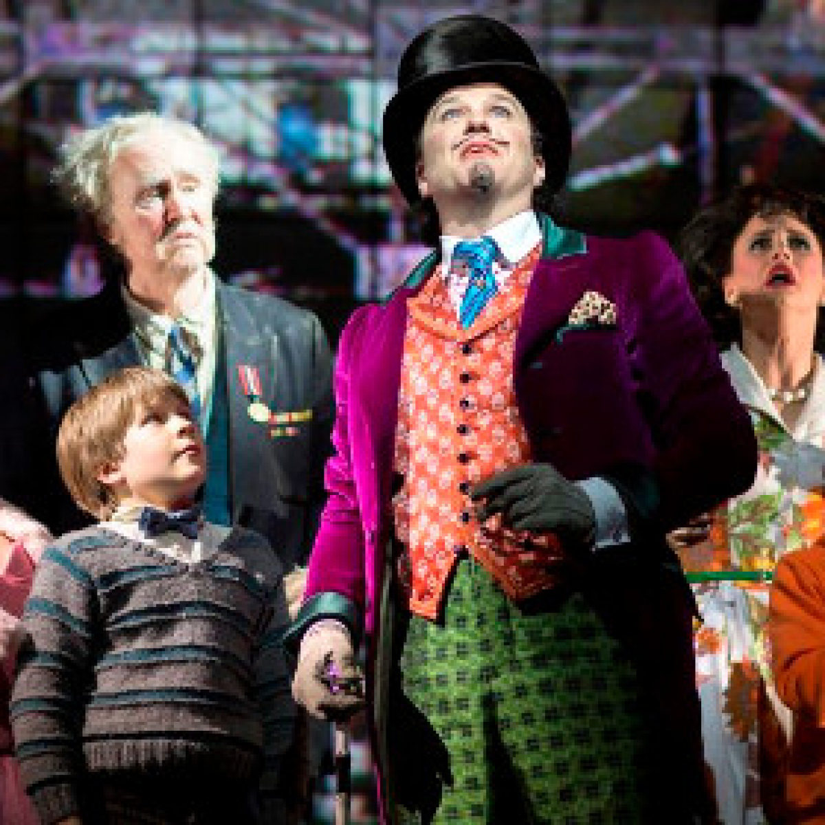 Charlie And The Chocolate Factory London Discount