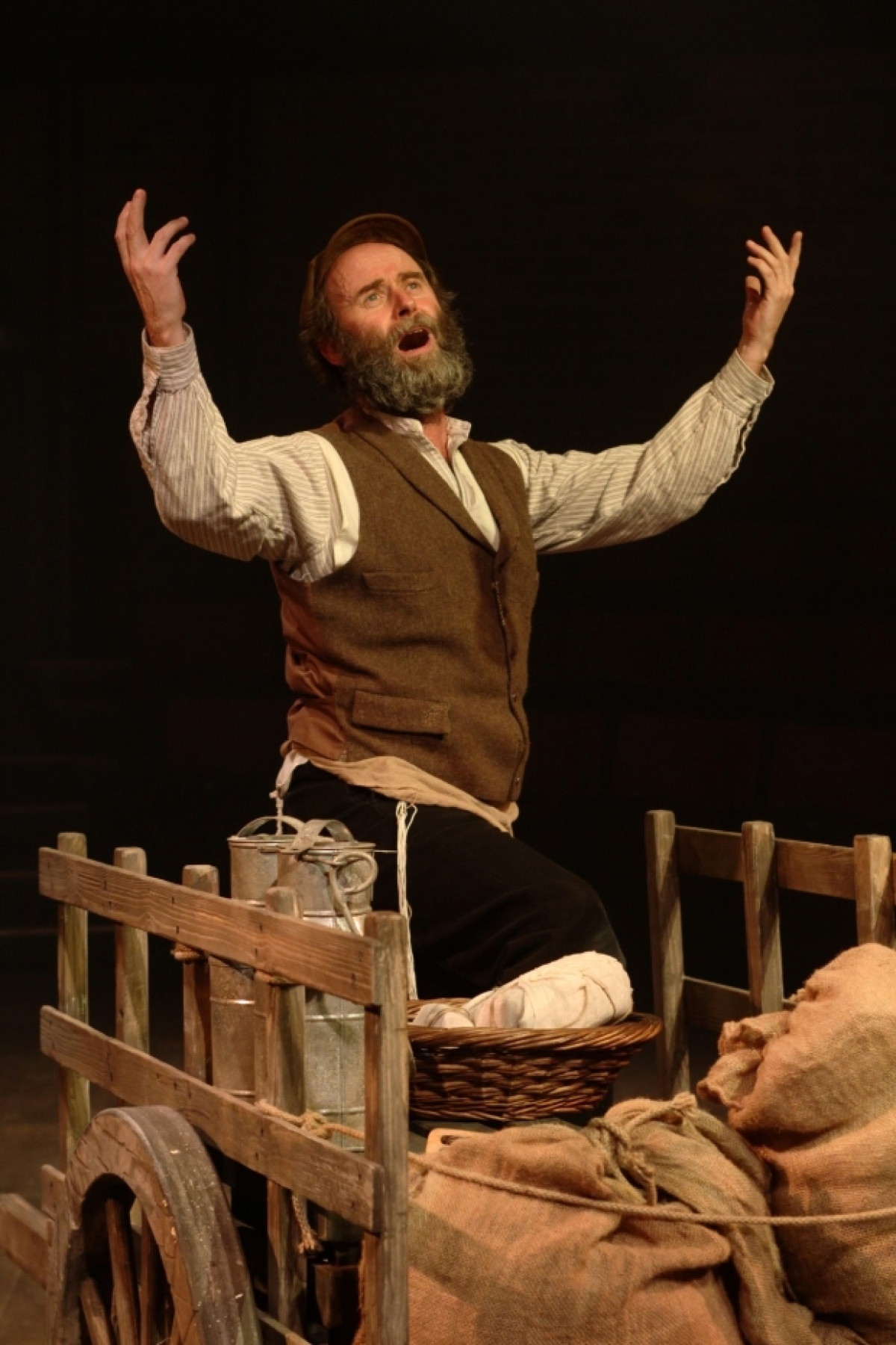Review Fiddler On The Roof Liverpool Everyman