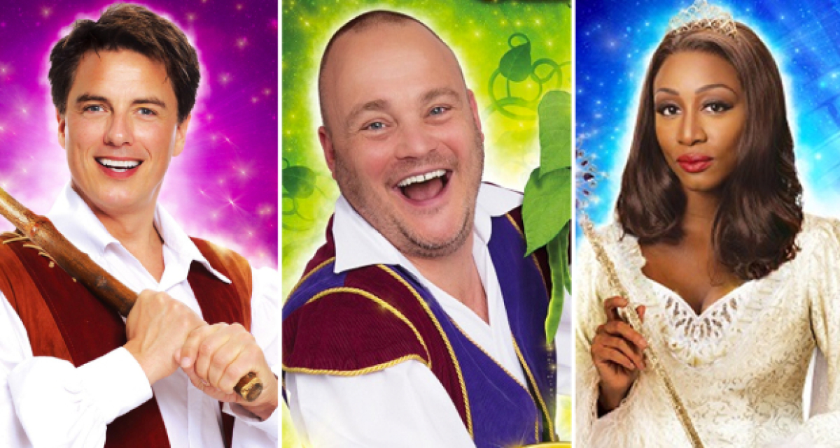 Palladium panto will feature 'stars not celebrities ...