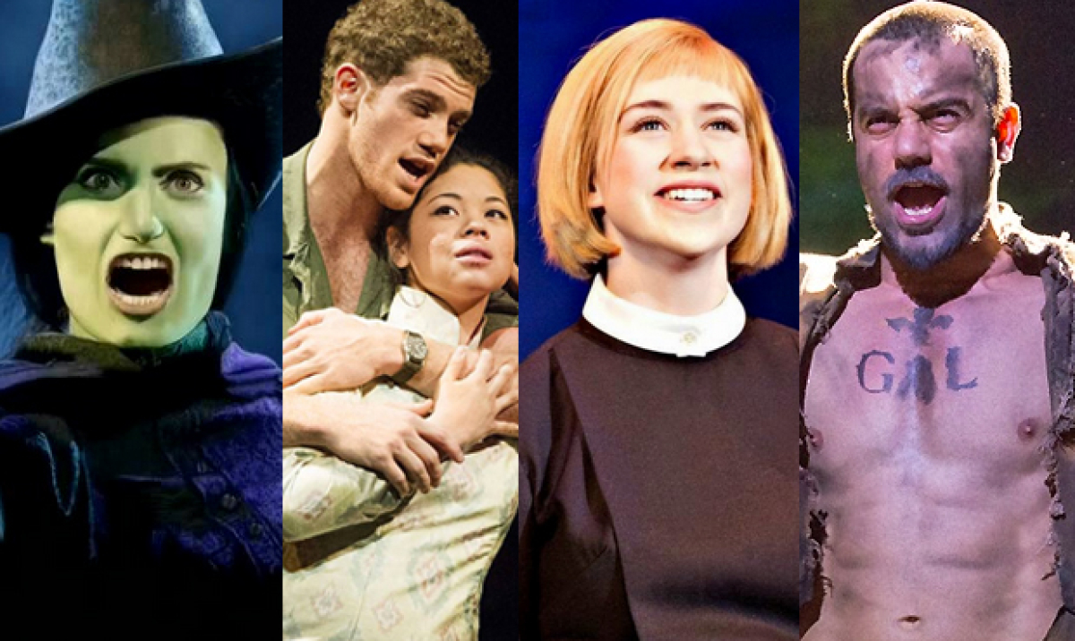 Test your theatre knowledge: Name that showtune