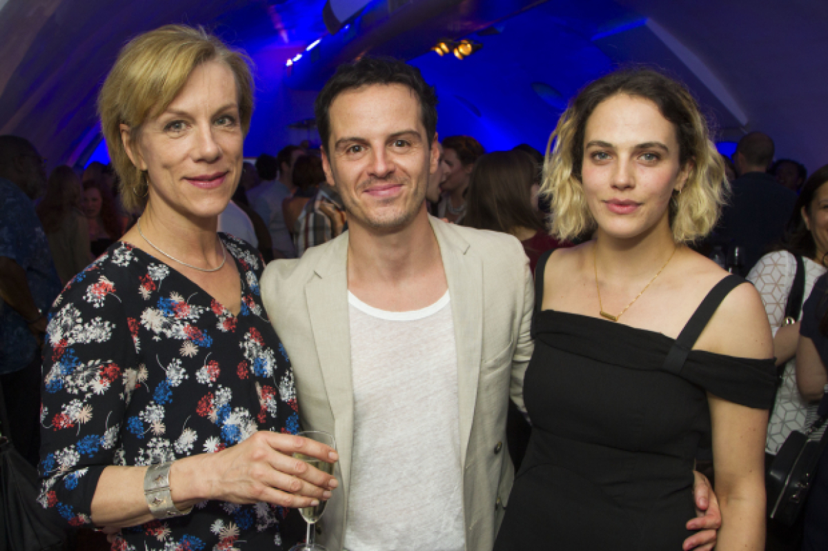 Ophelia S Place Liverpool Ny: Andrew Scott, Martin Freeman And More At Hamlet Opening