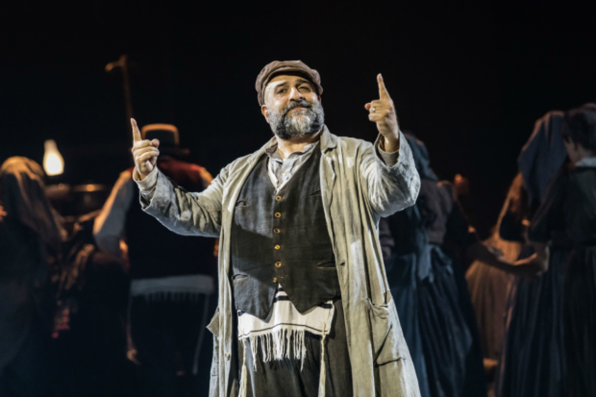 Review Fiddler On The Roof Chichester Festival Theatre