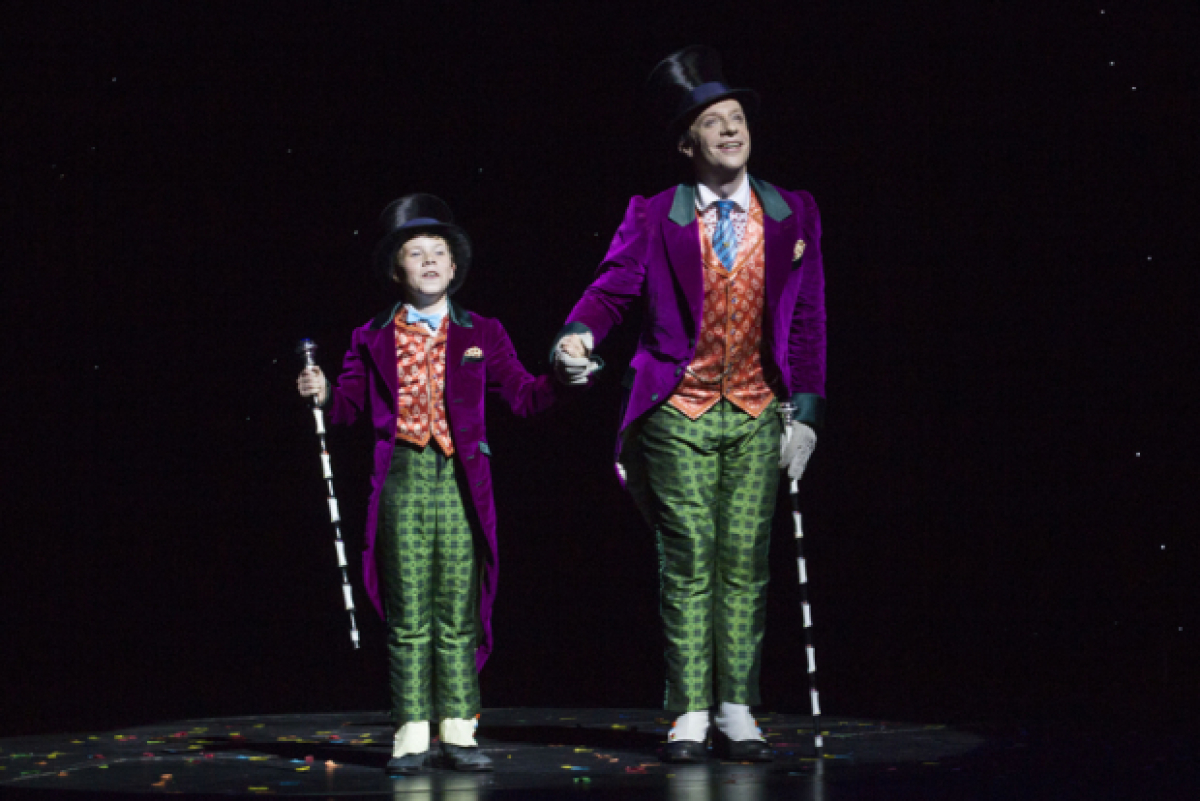 Charlie And The Chocolate Factory Musical Discount Tickets