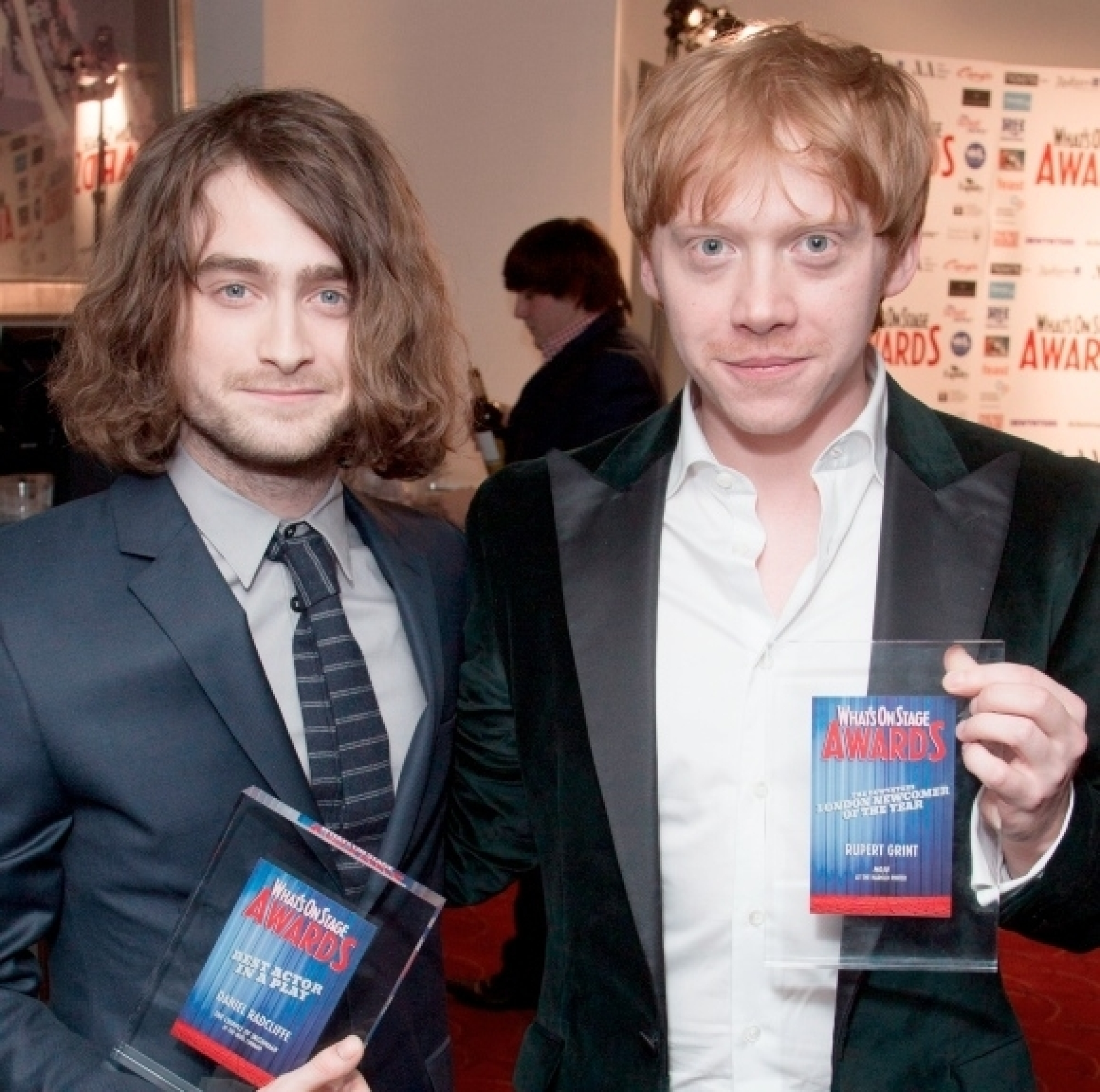 Daniel Radcliffe Says Hed Love To Work With Rupert Grint On Stage One Day
