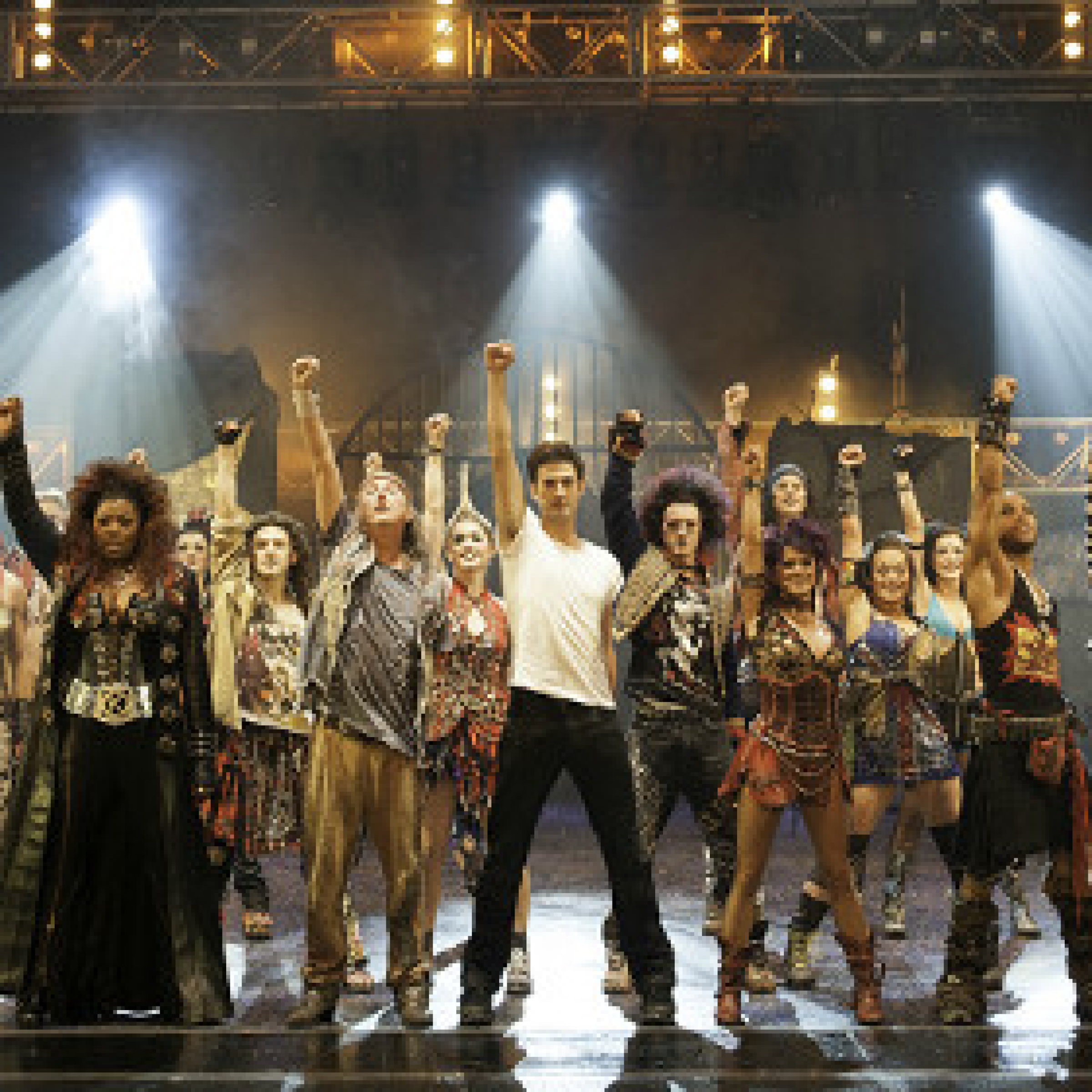 We Will Rock You closes at Dominion on 31 May 2014 after 12
