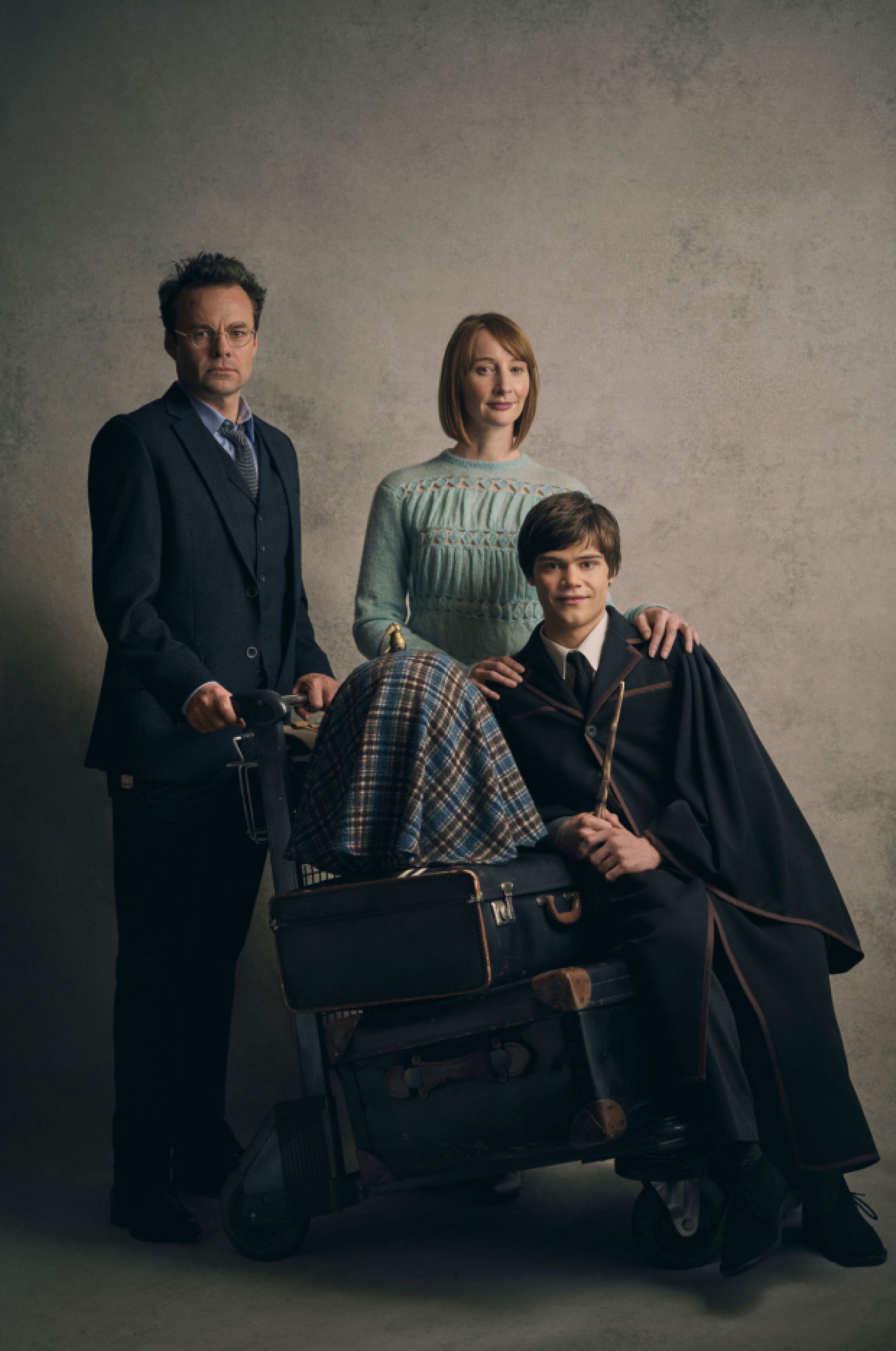 Photos: New cast of Harry Potter and the Cursed Child