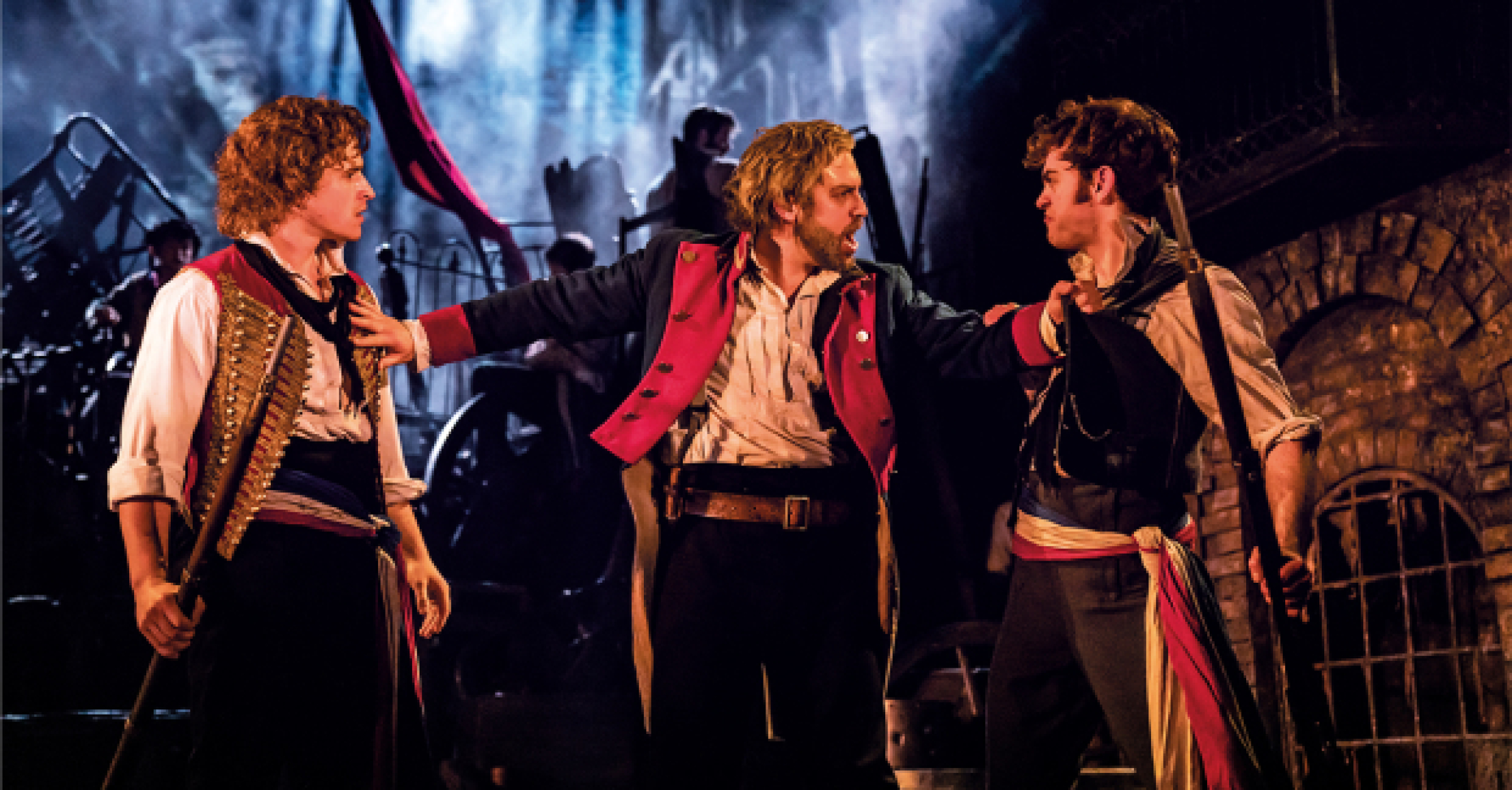 Did Critics Give Les Miserables Stars In Their Multitudes Whatsonstage