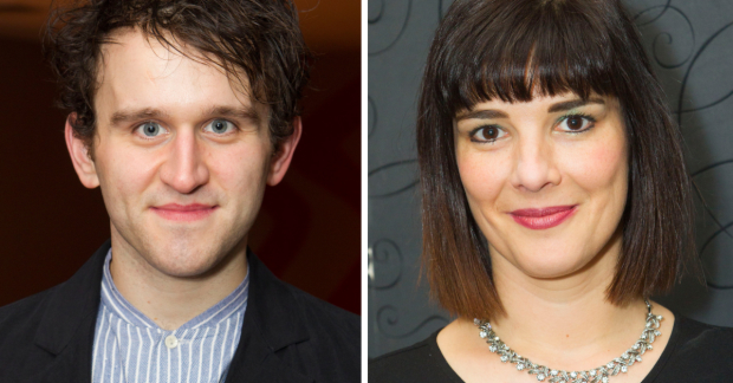 harry melling and jasmine hyde cast in jam at finborough whatsonstage harry melling and jasmine hyde cast in