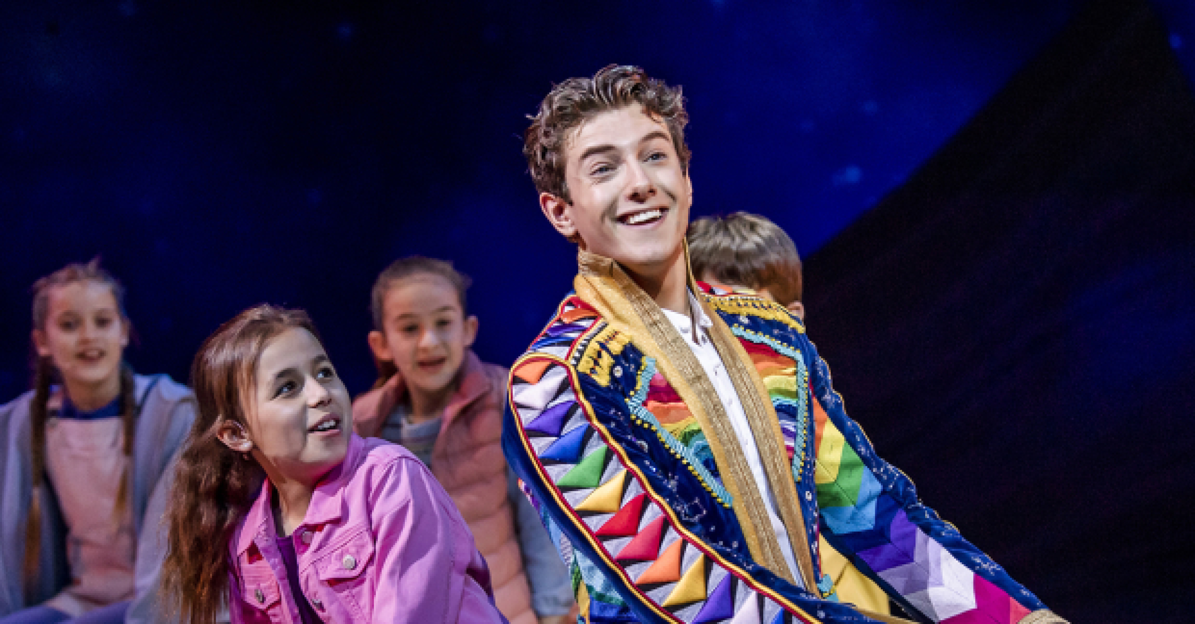 Review: Joseph and the Amazing Technicolor Dreamcoat (The