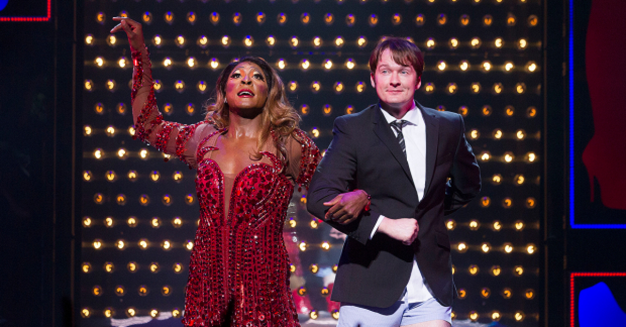 Kinky Boots To Be Streamed Worldwide On Youtube This Weekend Whatsonstage