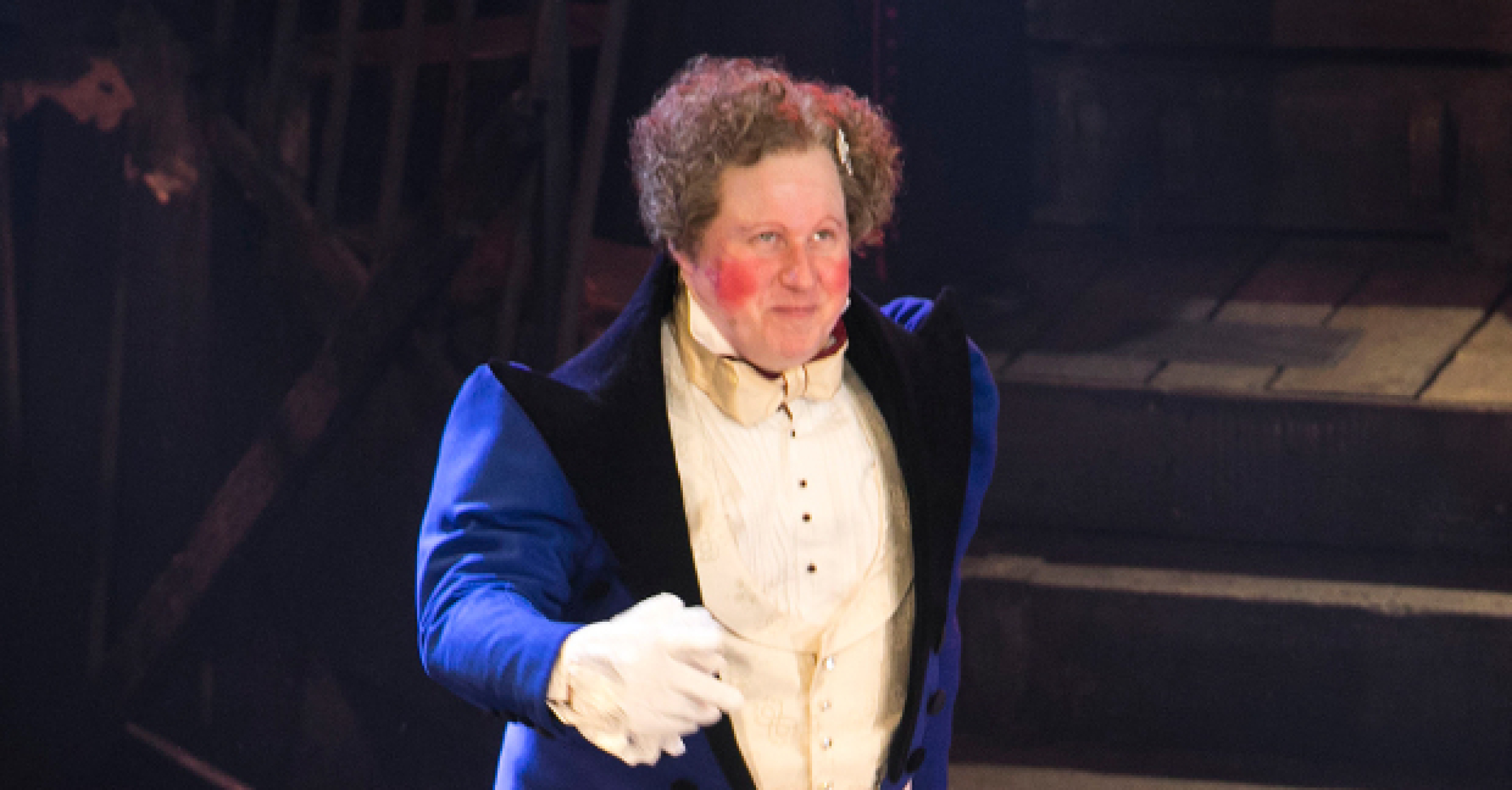 Matt Lucas To Return To Les Miserables In The West End Following Cast Illness Whatsonstage
