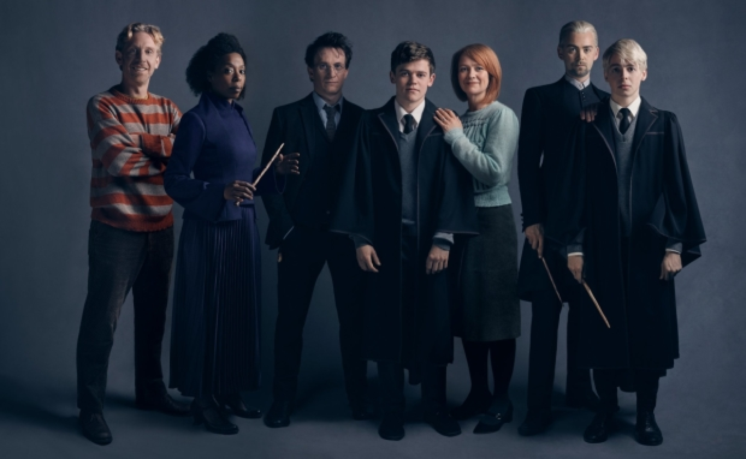 Full Casting Announced For Harry Potter And The Cursed Child On