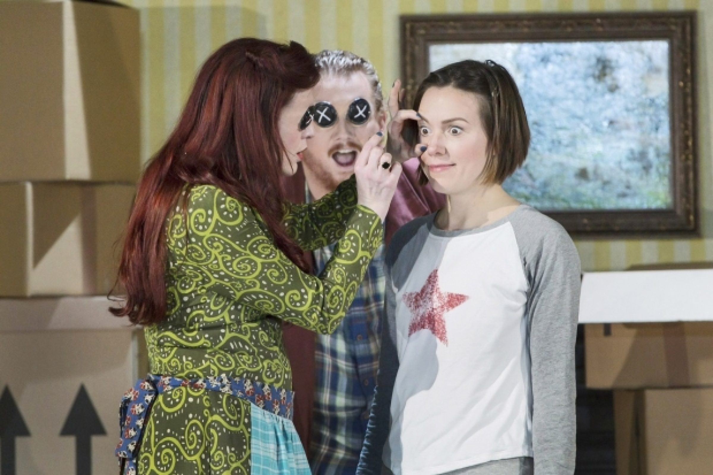 Review Coraline Barbican Theatre Whatsonstage