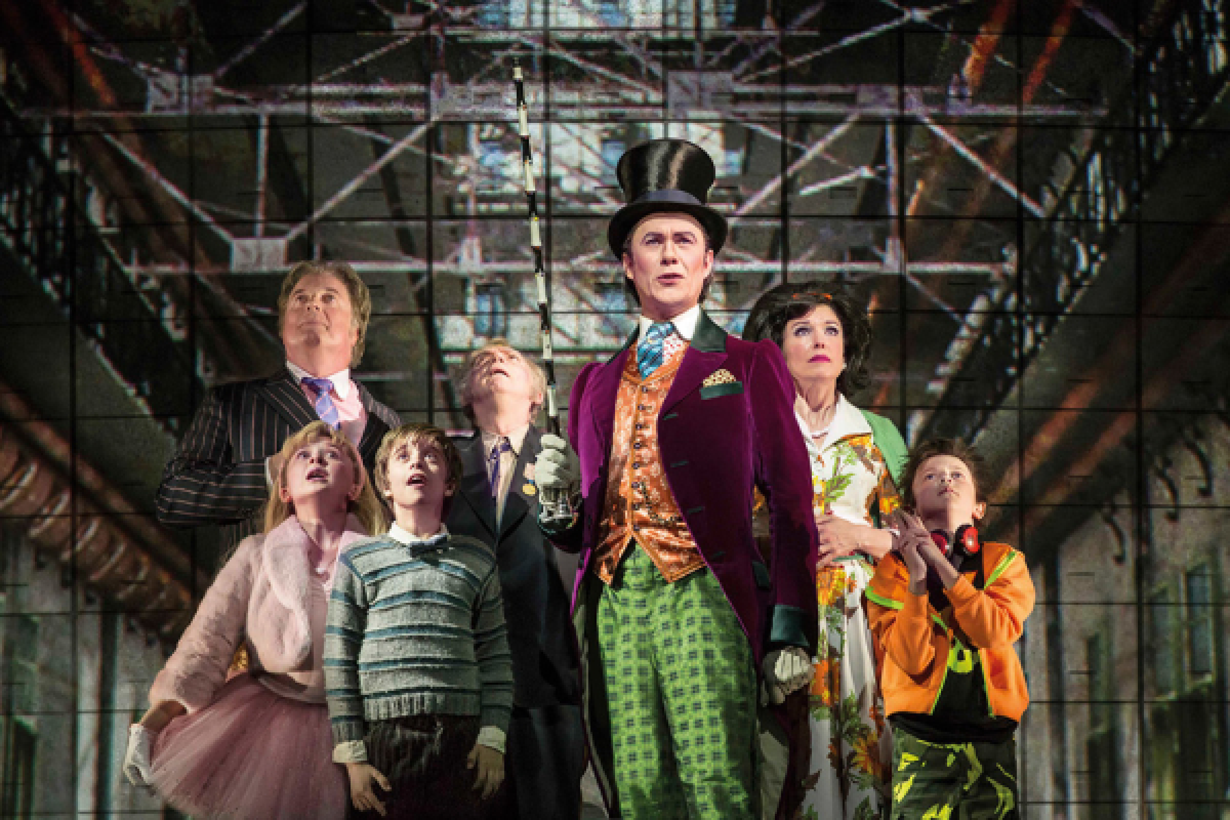 Charlie and the Chocolate Factory extends to June 2016 | WhatsOnStage