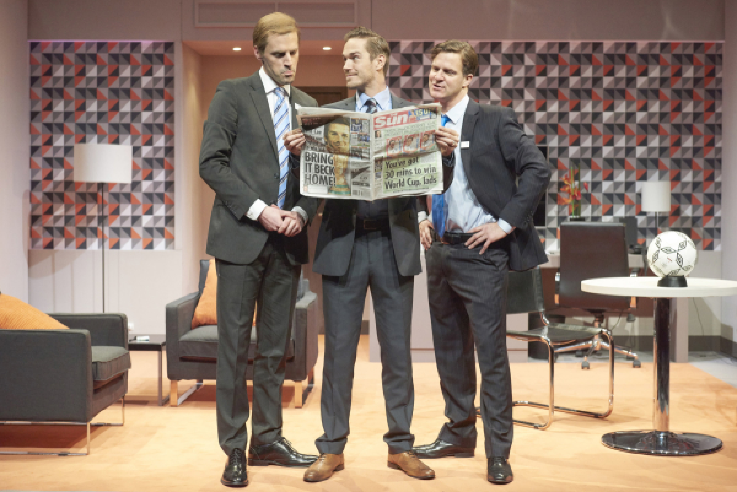 The Three Lions St James Theatre Whatsonstage