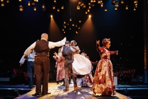 A Christmas Carol Cast.Review A Christmas Carol Old Vic Whatsonstage