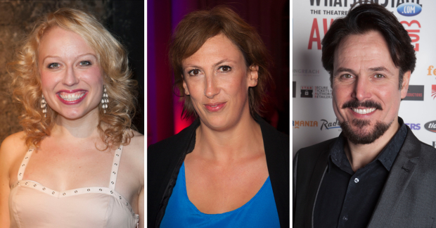 Full Cast Joining Miranda Hart In Annie Announced Whatsonstage