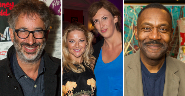 Test Your Theatre Knowledge British Comedians On Stage Whatsonstage