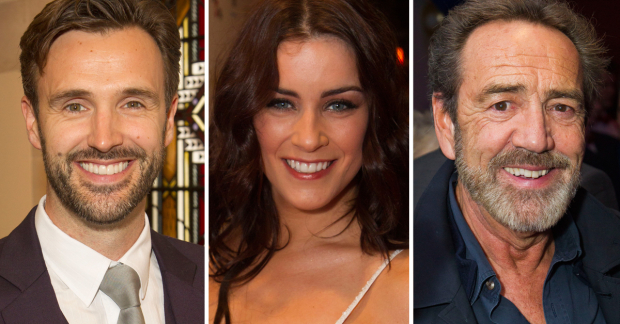 A Christmas Carol Cast.Lucie Jones And Michael Xavier Join Robert Lindsay In Lmto S