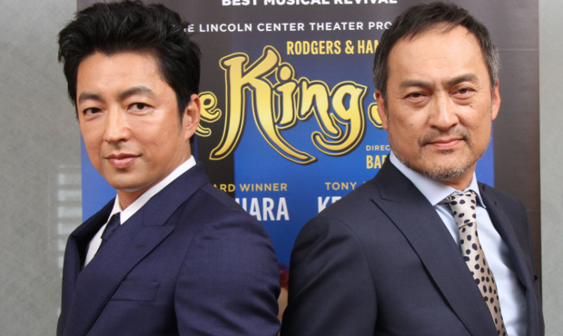 låga priser i lager ankommer Takao Osawa joins The King and I at London Palladium as full cast ...
