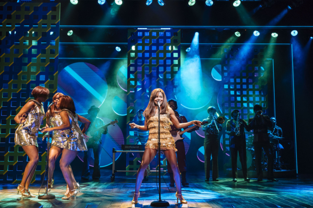 Watch footage from Tina the Musical as the show extends in