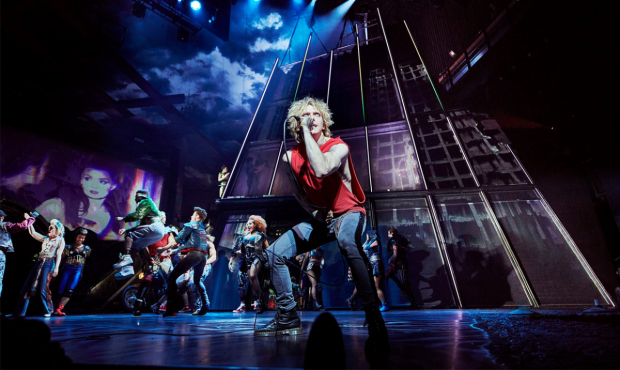 Review Bat Out Of Hell Dominion Whatsonstage