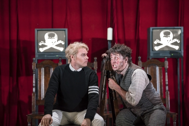 Review The Magic Flute Garsington Opera At Wormsley Whatsonstage