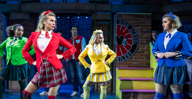 Image result for heathers the musical west end