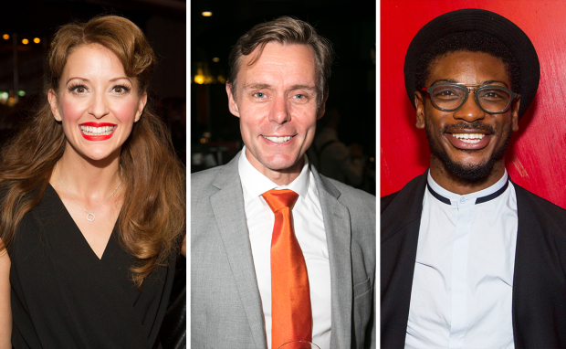 A Christmas Kiss Cast.Kiss Me Kate At Sheffield Crucible Casting Announced