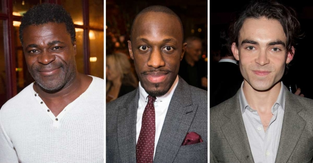Giles Terera's The Meaning of Zong cast includes Danny