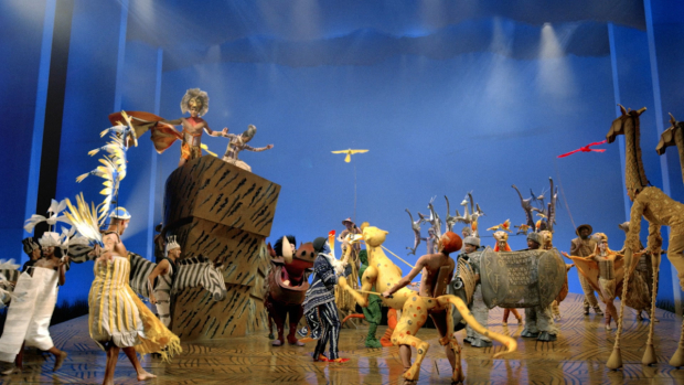 The Lion King In The West End Meet The New Rafiki Gugwana