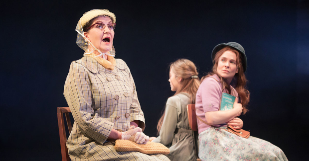 Review: Violet (Charing Cross Theatre) | WhatsOnStage