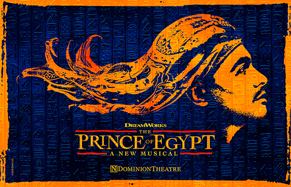 The Prince of Egypt musical West End creative team announced | WhatsOnStage