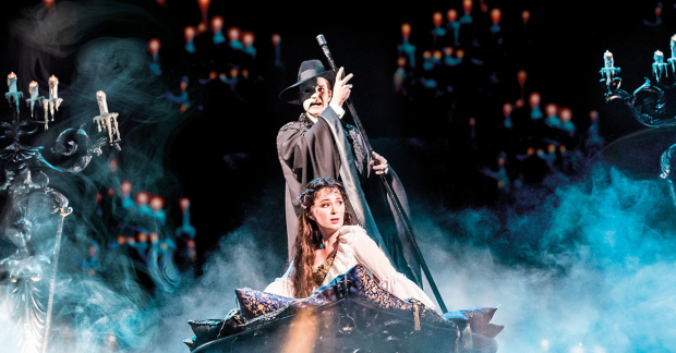 The Phantom of the Opera to hold open auditions for UK and Ireland