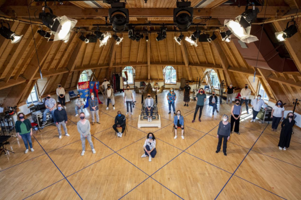 Cast revealed for RSC's Henry VI Part One: Open Rehearsal Project |  WhatsOnStage