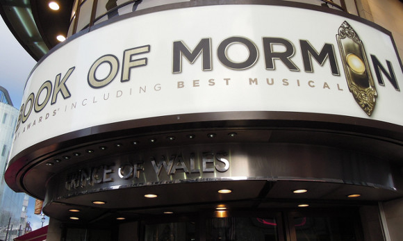 the book of mormon new york lottery