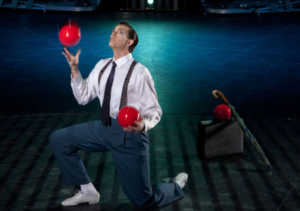 A week in the life: Quidam's Patrick McGuire | WhatsOnStage