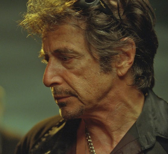 Al pacino set for london stage return whatsonstage pacino in salome m4hsunfo